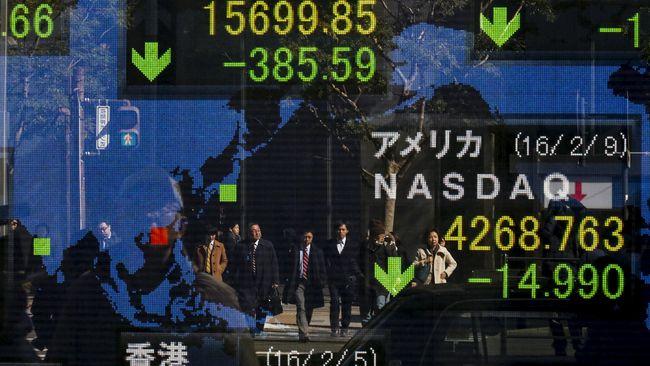 Rencana Pertemuan Trump-Kim Jong Un Dongkrak Bursa Saham Asia