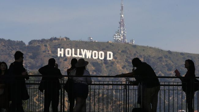 Papan Hollywood Bakal Punya 'Kembaran'