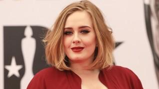 Adele Teken Kontrak Rp1,8 Triliun dengan Sony