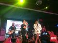 Konser Terakhir di Semarang, Pasha Pamit Tinggalkan Ungu
