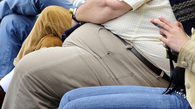 'Tercekik' Obesitas dan Bayang-bayang Penyakit Mematikan