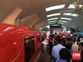 Tarif MRT Rute Lebak Bulus-Bundaran HI Maksimal Rp20 Ribu