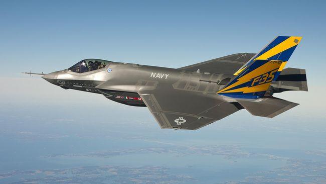 Singapura Bersiap Beli Satu Skadron F-35