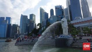Singapura 'Surga' Buronan RI hingga Israel Tembak 4 Rudal