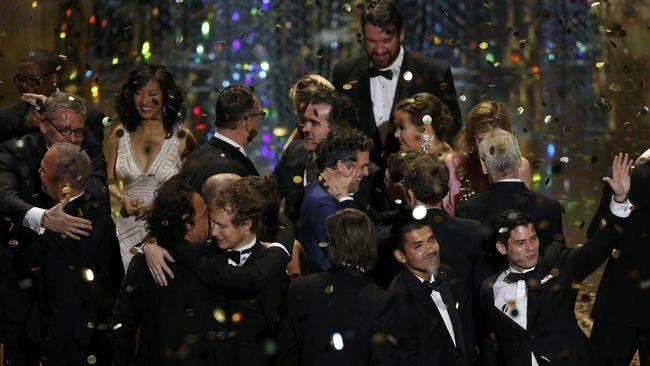 Protes Trump, Agensi Artis Hollywood Batalkan Pesta Oscar