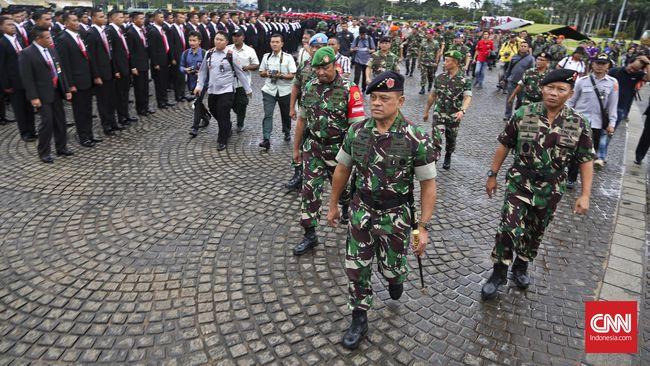 Panglima TNI: Dirjen Pajak Adalah 'Debt Collector' Legal