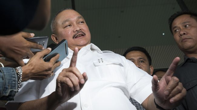 Alex Noerdin Dicoret dari Ketua Timses Jokowi di Sumsel