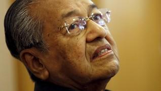Mahathir Melepas Jabatan sebagai Ketua Proton