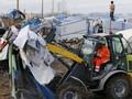 Pembongkaran 'Rimba' Imigran di Calais Dimulai