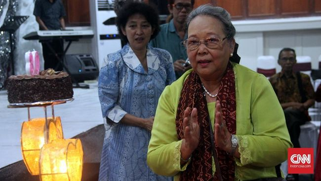 Selamat Ulang Tahun ke-80, Nh Dini