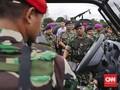 Panglima TNI Endus Demo dengan Agenda Pecah Belah NKRI