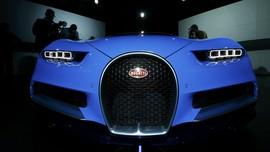Bugatti Siapkan 'Hypercar' Harga Rp253 Miliar