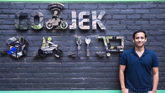 Bos Gojek 'Bahagia' Larangan Melintas Sepeda Motor Dicabut