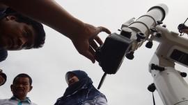BMKG Siapkan Dua Teropong Saksikan Gerhana di Jayapura