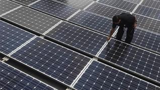 Pemerintah Dianggap Hambat Penggunaan Panel Surya di Industri