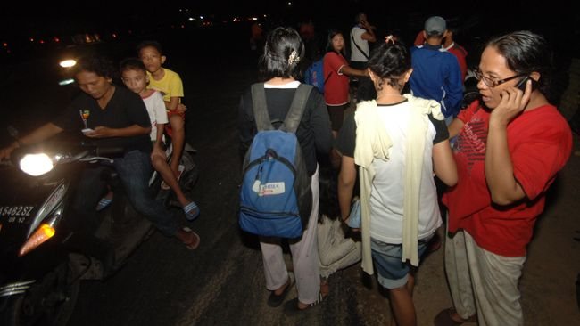 Pakar Sebut Gempa Mentawai Tak Berpotensi Tsunami