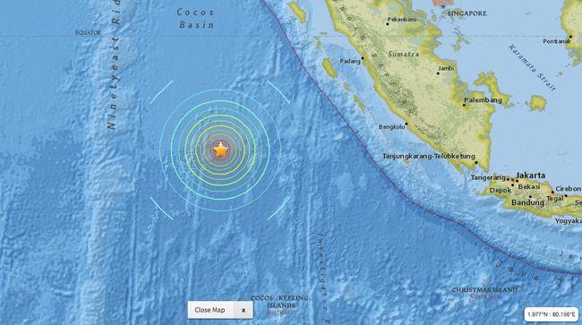Kepala BMKG: Tidak Ada Laporan Terjadinya Tsunami
