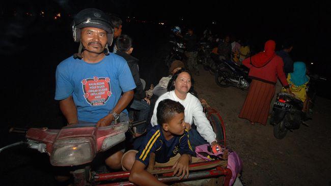 BMKG: Peringatan Tsunami Belum Berakhir