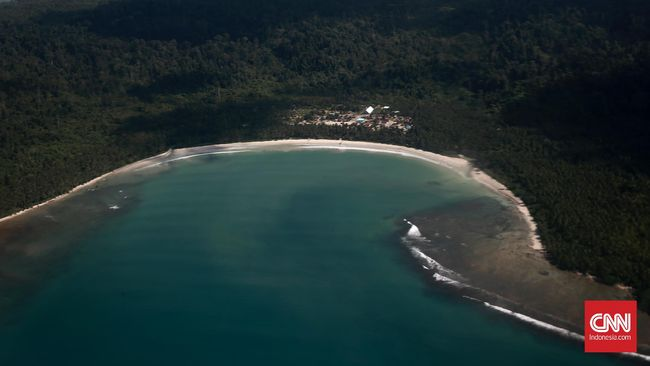 Melirik Potensi Wisata di Pulau Pieh