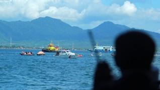 Istri Pegawai KPU Terpeleset Jatuh ke Laut dari Kapal Feri