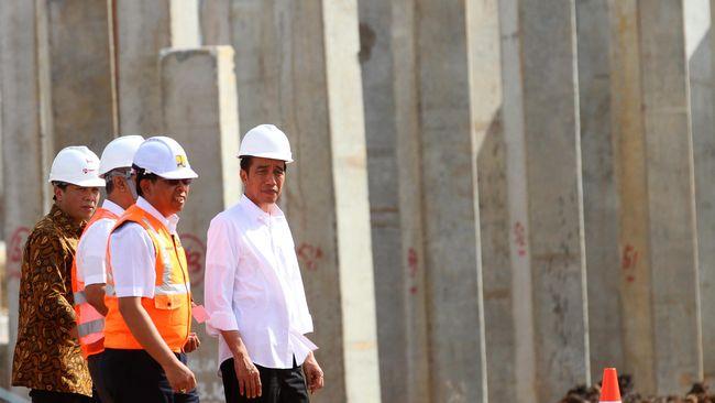 Jokowi Minta Tol Palindra Digratiskan Untuk Masyarakat