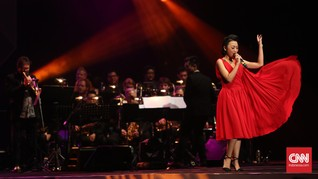 Menikmati Java Jazz Festival, Merayakan Musim Semi