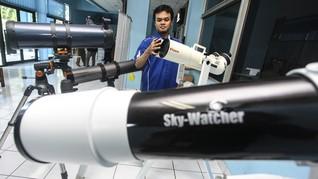 Jadwal Peneropongan Jupiter di Planetarium Jakarta