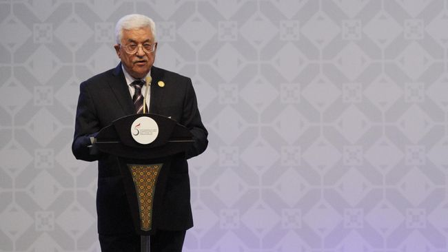 Palestina Tolak Peta Jalan Damai Ekonomi AS