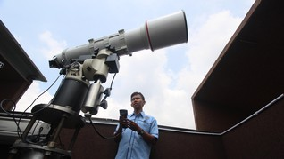 NTT Jadi Lokasi Observatorium Terbesar se-Asia Tenggara