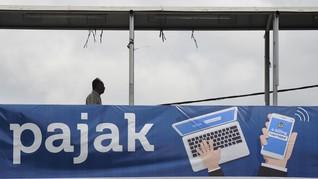 Jokowi Lapor SPT Lewat e-Filling