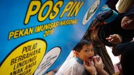 5 Langkah Pencegahan Polio, Penyakit yang Sebabkan Kelumpuhan