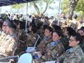 Prajurit Wanita TNI Terima Penghargaan Internasional