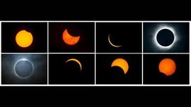 Dampak Melihat Gerhana Matahari dengan Mata Telanjang