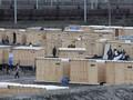 Dokter Lintas Batas Buka Kamp Pengungsi Pertama di Prancis