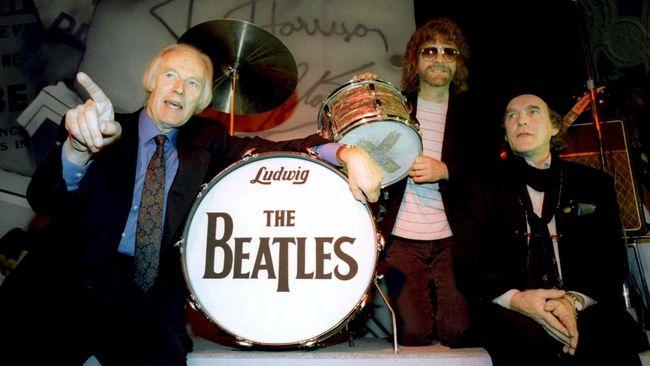 'Soundbreaking,' Bukti Cinta George Martin pada Musik