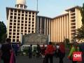 Jelang Salat Id, Masjid Istiqlal Perketat Pengamanan