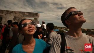 Negara yang Bisa Saksikan Gerhana Matahari Total Hari Ini