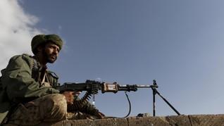 Koalisi Arab Mentahkan Serangan Drone Houthi ke Bandara Saudi