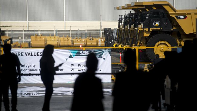 Pelemahan Rupiah Tak Pengaruhi Industri Jasa Logistik