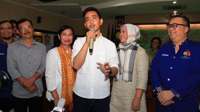 Ketua DPR Doakan Cucu Jokowi Mewarisi Jejak sang Kakek