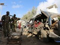 Bom Mobil di Hotel Somalia, 13 Orang Tewas