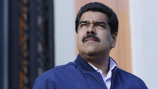 Jenderal Venezuela Ditahan Terkait Upaya Pembunuhan Maduro