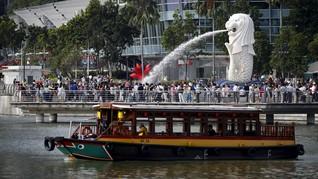 Singapura Pangkas Prospek Pertumbuhan Ekonomi jadi 0 Persen