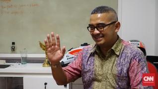 Farhan dan Nico Siahaan, MC Kondang Penyemarak Senayan