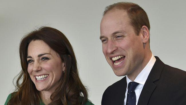 Kate Middleton Telah Melahirkan Anak Ketiga