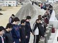 8 'Samurai' Jepang Hadapi Bencana Gempa dan Tsunami