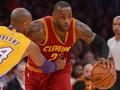 LeBron James Lampaui Pencapaian Kobe Bryant