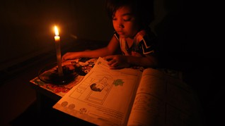 PLTU Paiton Alami Gangguan, Sebagian Jawa dan Bali Mati Lampu