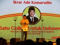 Kader Golkar Diminta Tak Jegal Menjegal dalam Munaslub