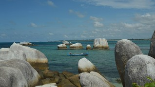 Belitung Digarap Jadi 'Maladewa' Indonesia